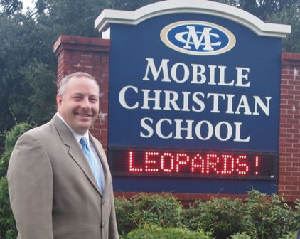 Headmaster David Pahman